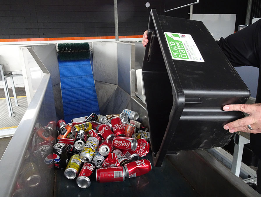 PaaS solution to revolutionise recycling