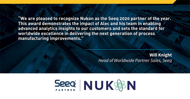 2020 Seeq Partner of the Year Quote-Will
