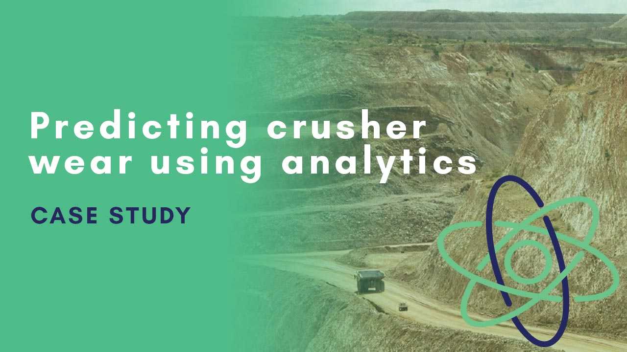 Predicting crusher wear using analytics