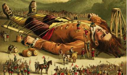 Gulliver's Travels is not micrologistics!