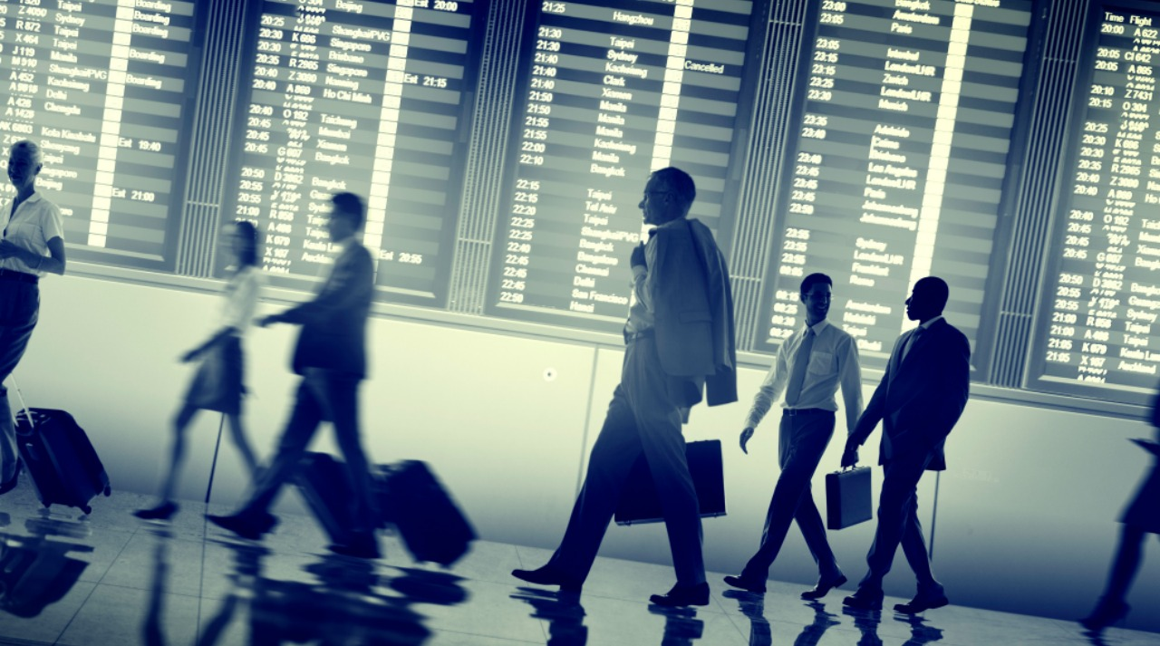 'Smart' airport data solution sparks award for Nukon's real-time business intelligence